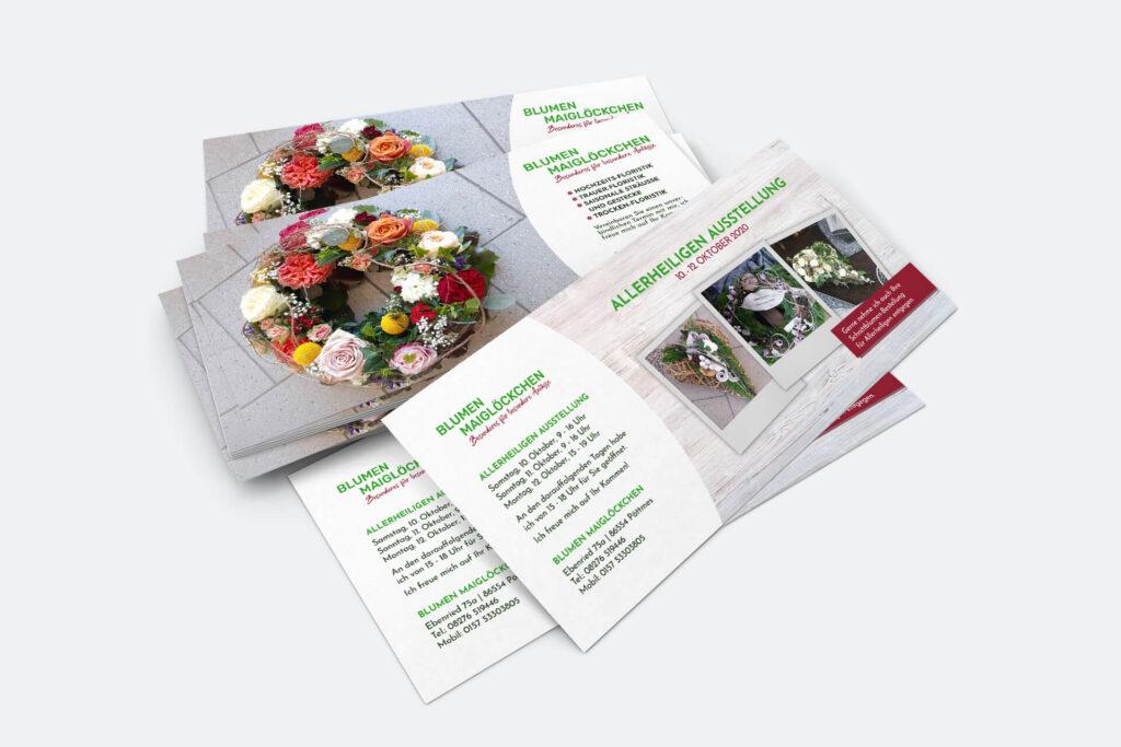 BlumenMaigloeckchen-Flyer