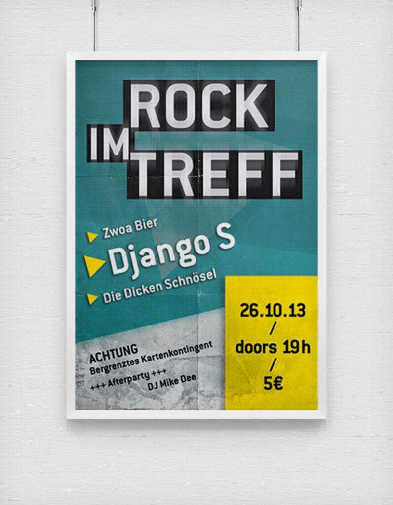 RockImTreff-Plakat